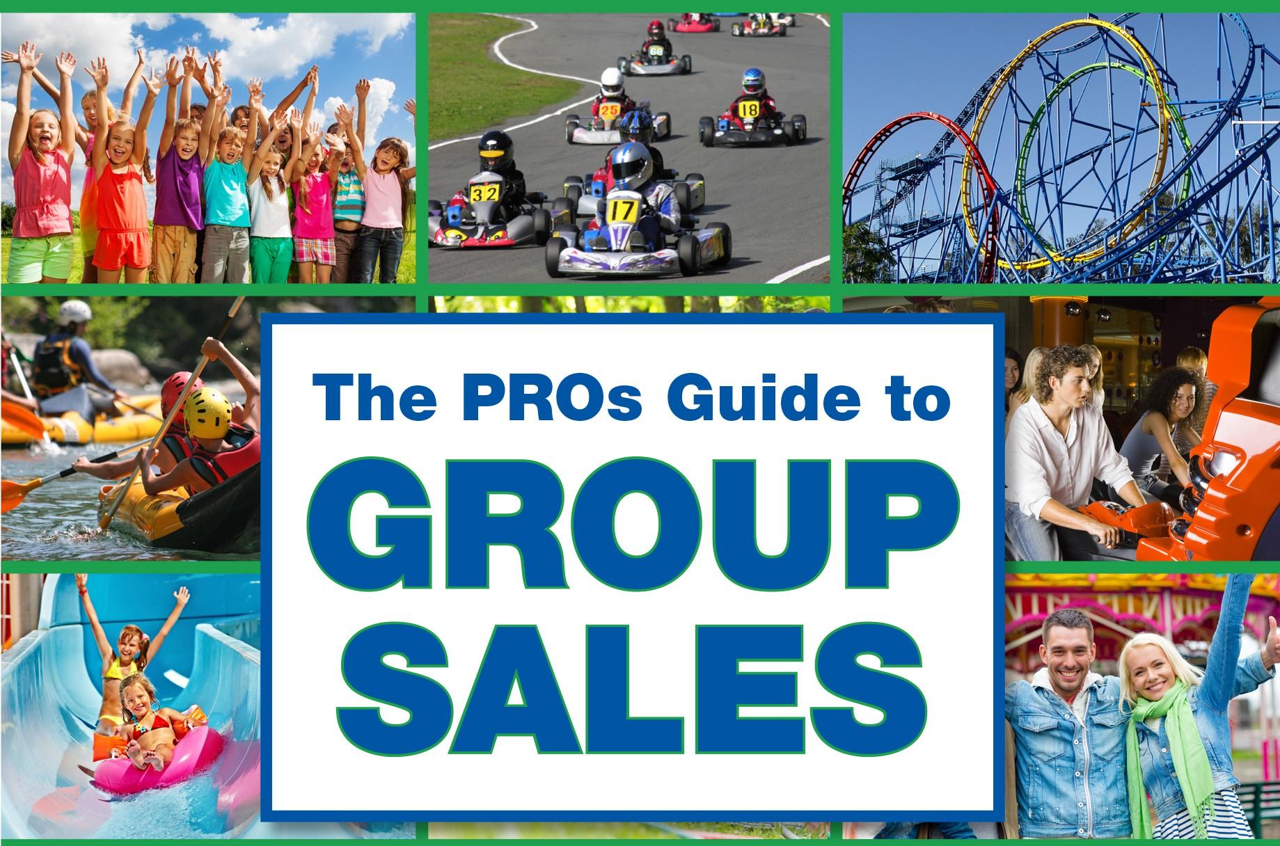 Group Sales Secrets to Family Entertainment Centers